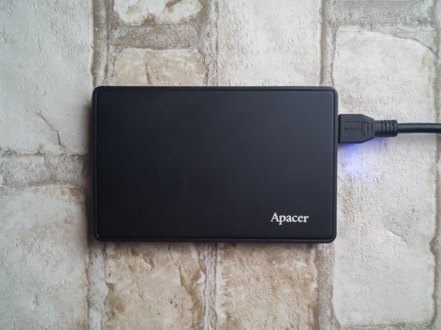 Apacer AD100