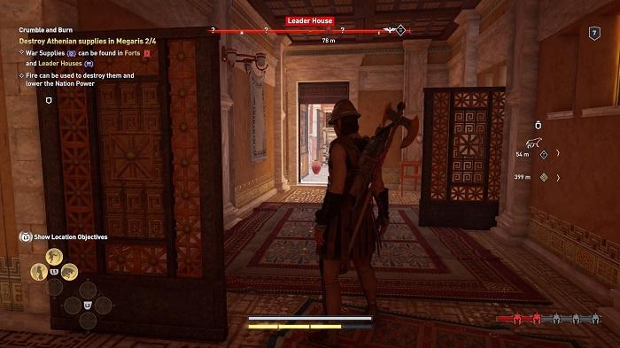 Обзор Assassin's Creed Odyssey – Знакомьтесь, Геральтос Кефалонийский
