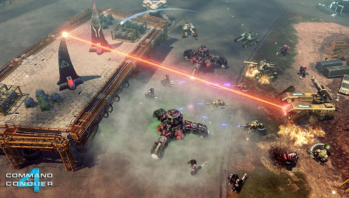 К 2020 году EA переиздаст всю серию игр Command & Conquer