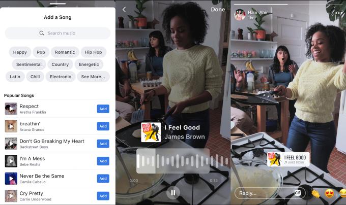 Facebook створює додаток Lasso в надії переманити користувачів TikTok