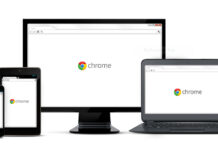 Google Chrome Self Share