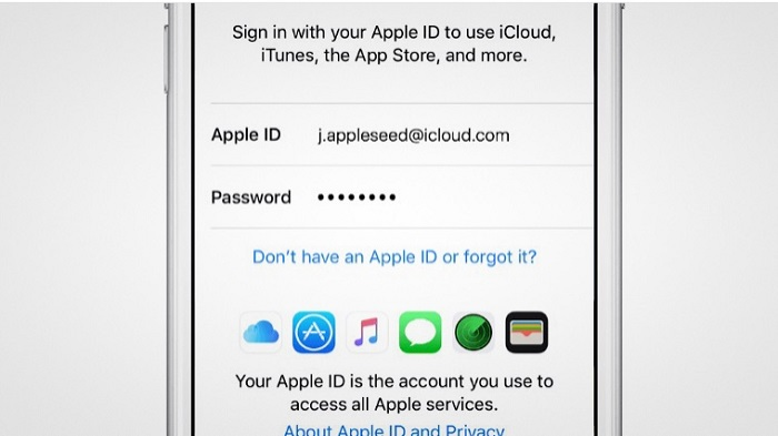 Hacking apple id in china