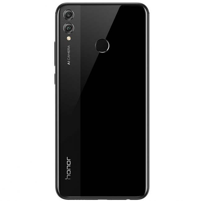 Honor 8X black