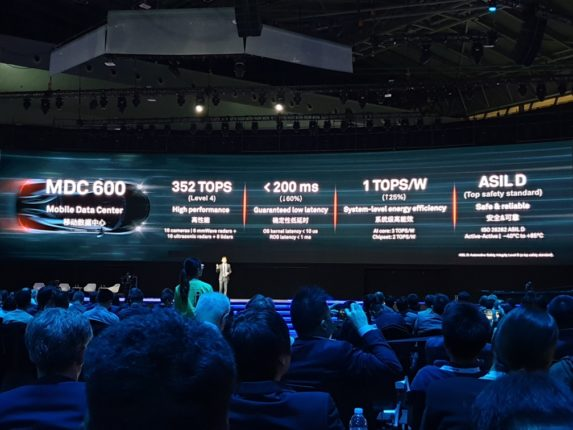 Huawei AI system