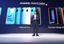 Huawei Mate 20 Mate 20 Pro Presentation 63