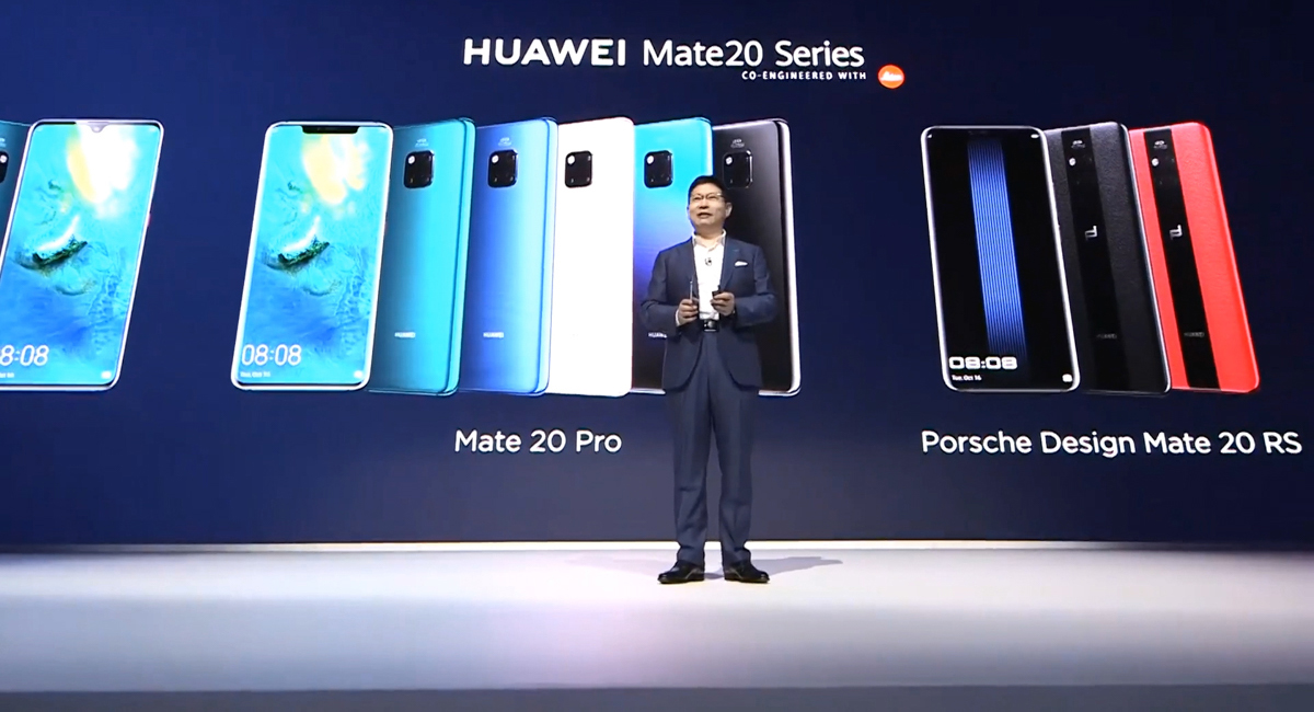 Huawei Mate 20 Mate 20 Pro Presentation 63