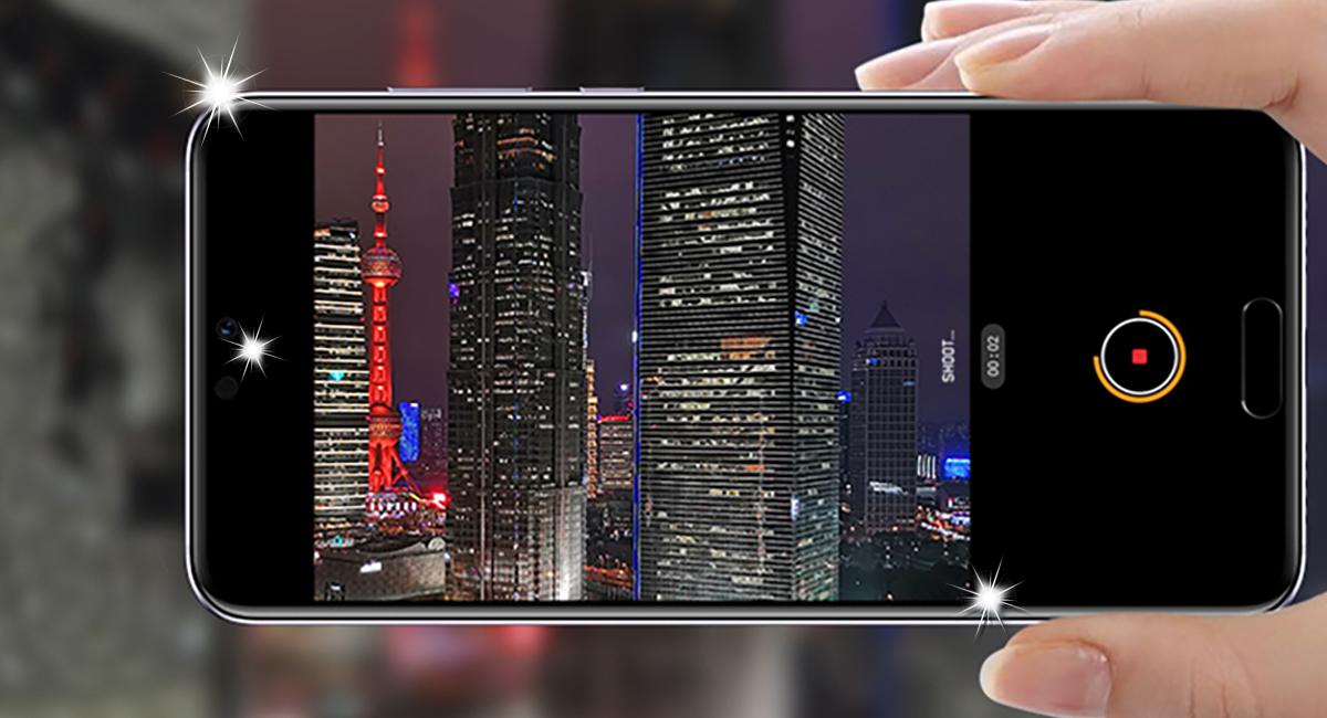 Huawei Mate 20 Pro Perfect Camera