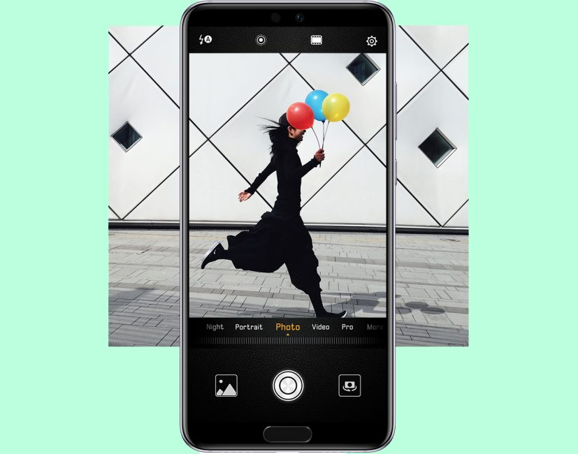Huawei P20 Photo