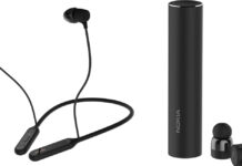 Nokia Pro Wireless Earphones and True Wireless Earbuds