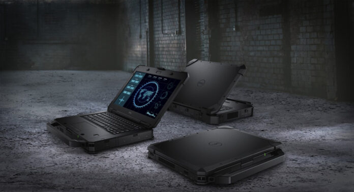 Notebooks Dell lat rugged