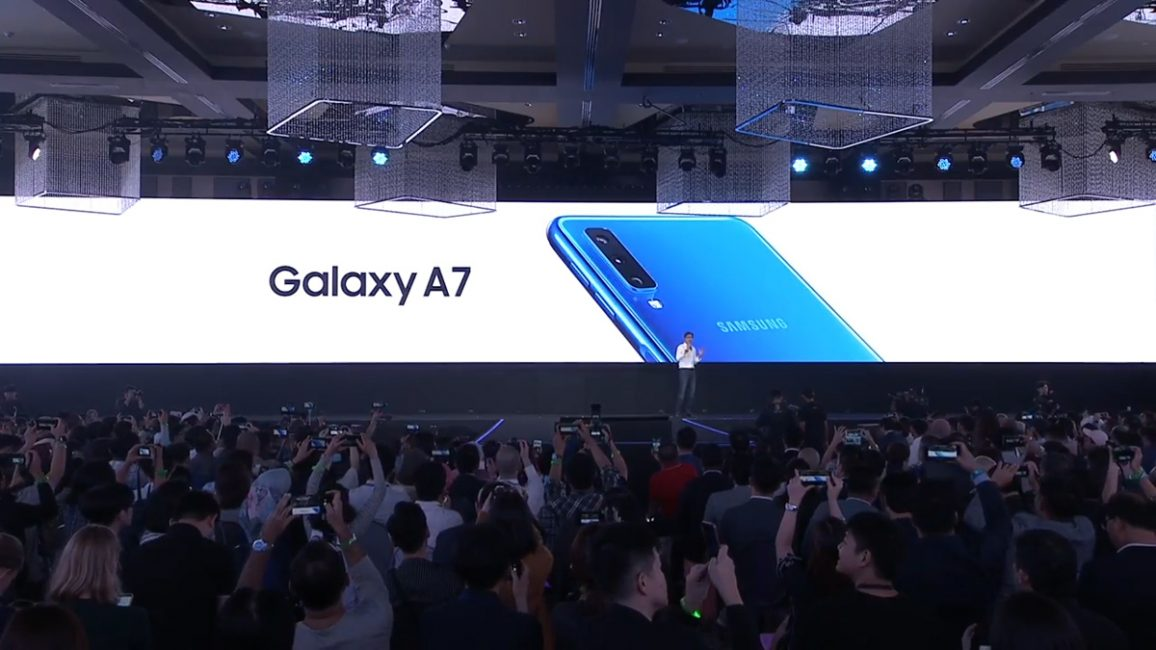 Samsung Galaxy A9 Official Presentation 10
