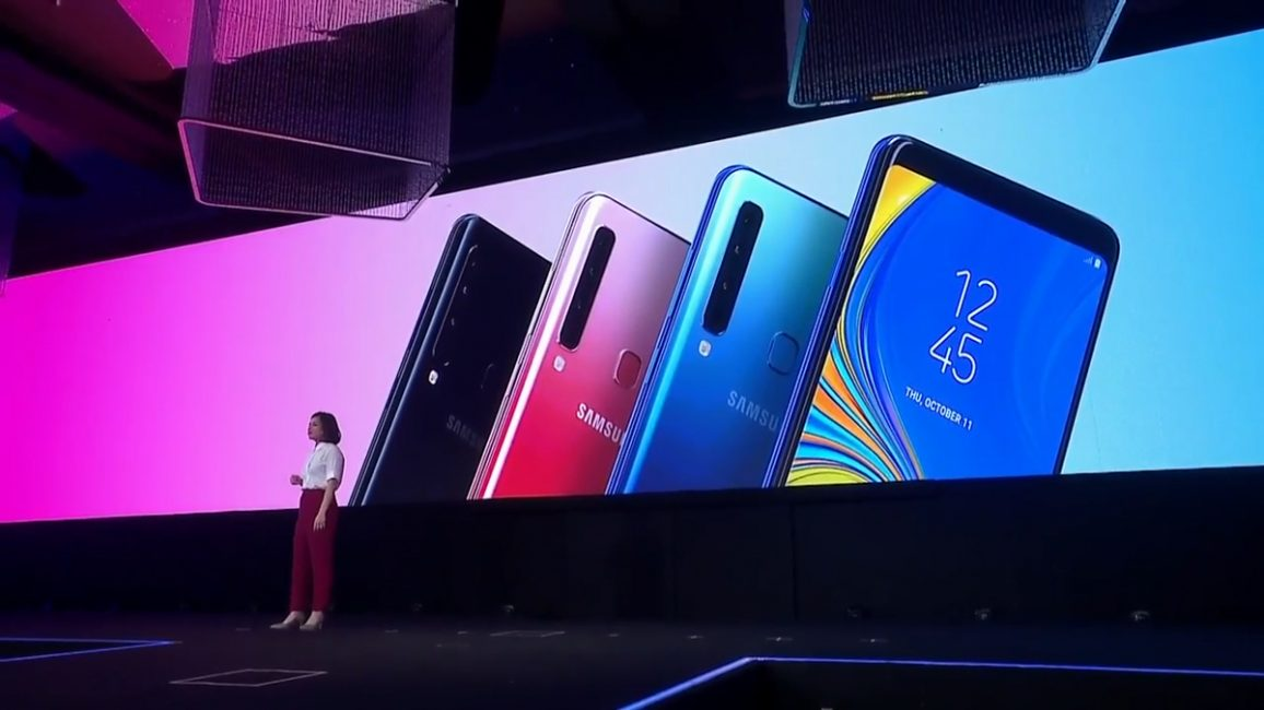 Samsung Galaxy A9 Official Presentation 24