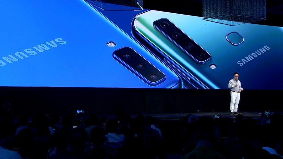 Samsung Galaxy A9 Official Presentation 32