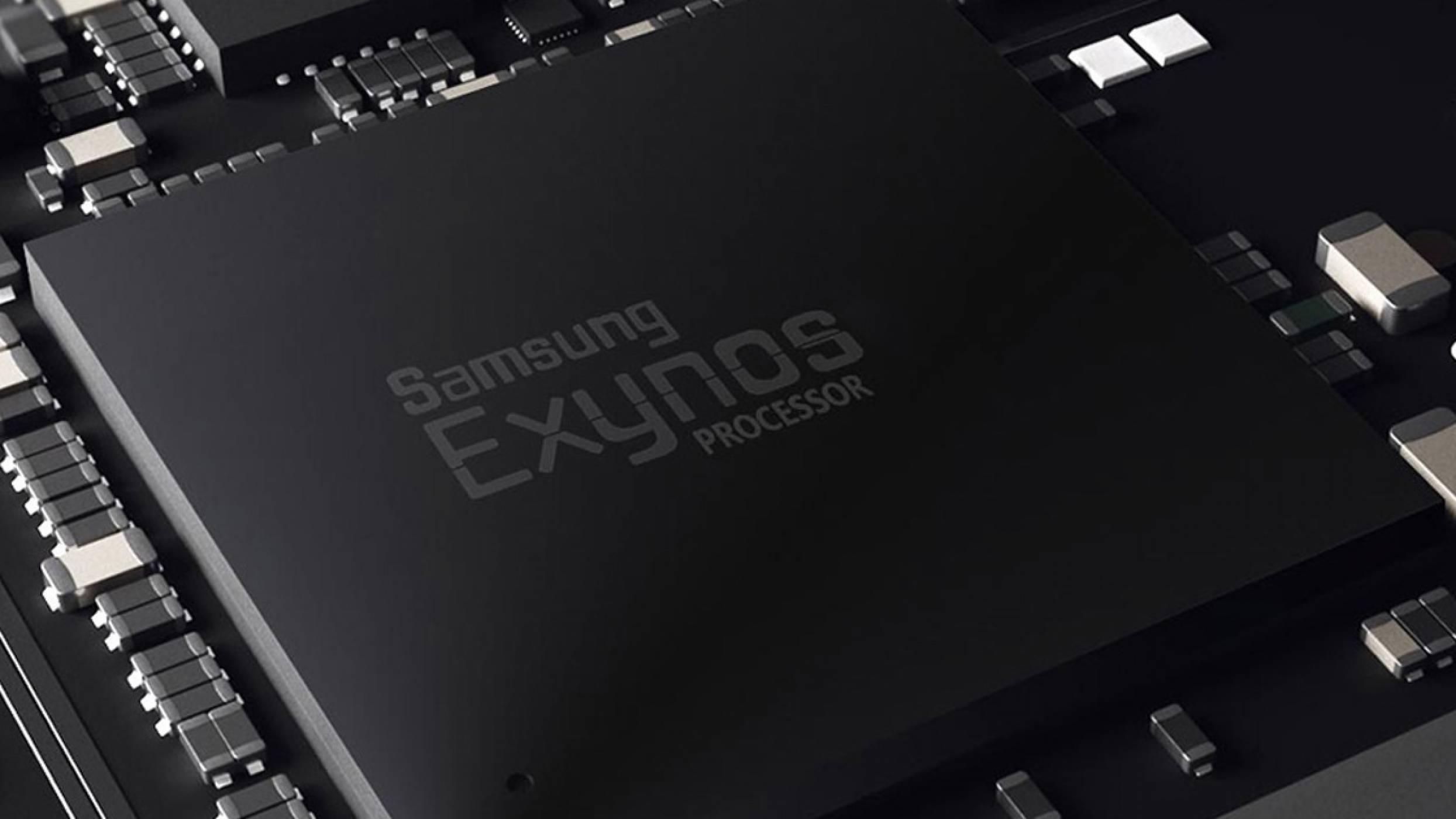 Samsung Galaxy S10 Exynos 9820 NPU