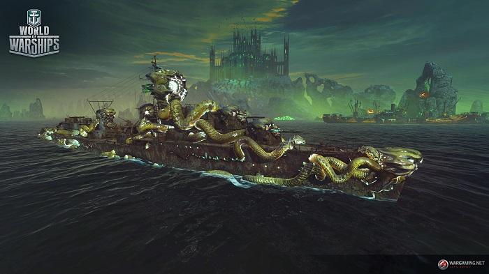 Submarines World of Warships