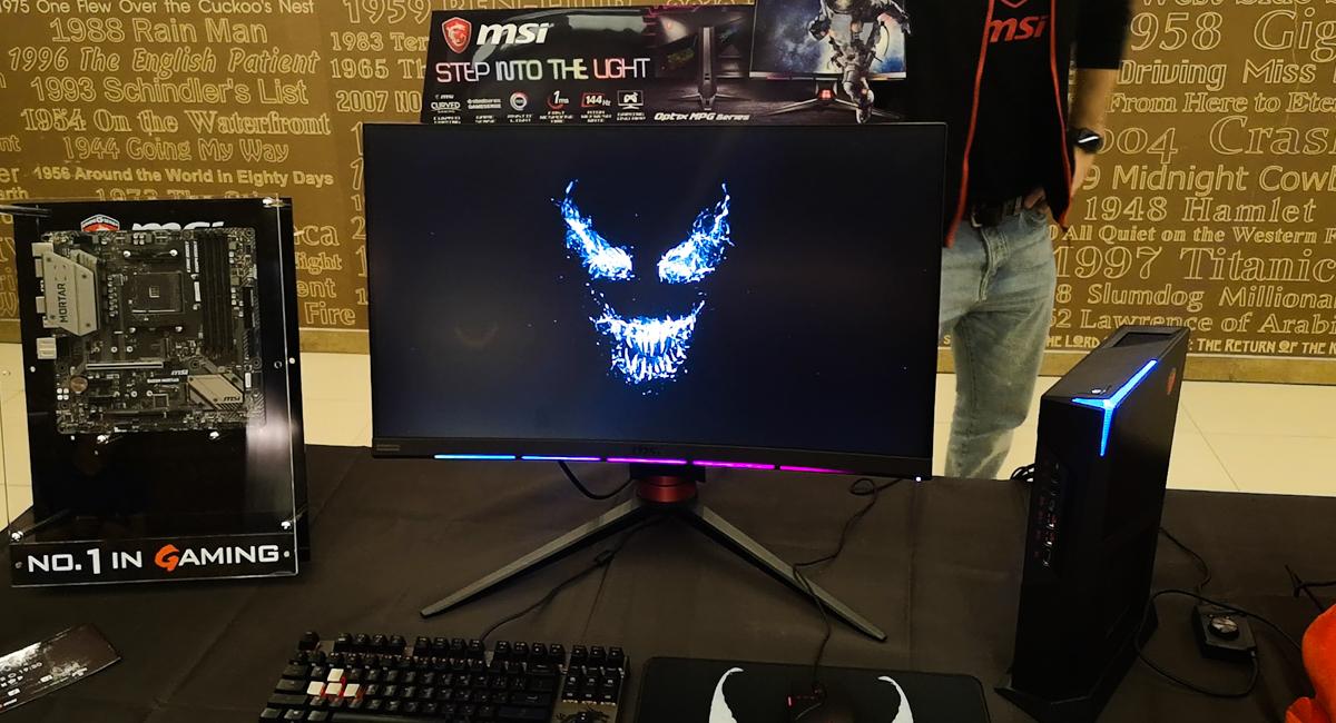 Venom MSI