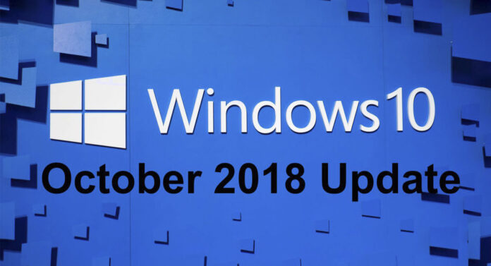 Windows 10 (version 1809)