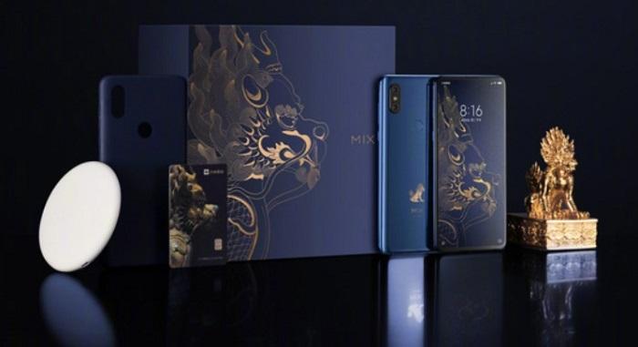 Xiaomi Mi MIX 3 special edition