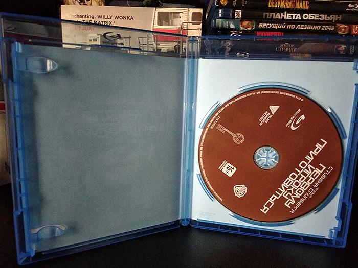 Обзор Blu-Ray «Первому игроку приготовиться»