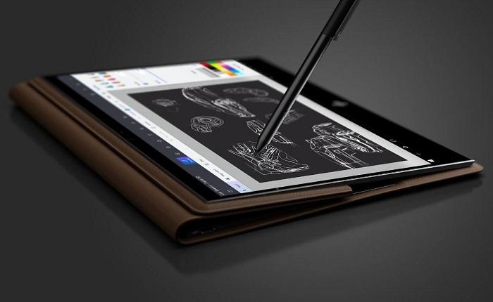 HP показала преміальний шкіряний ноутбук Spectre Folio