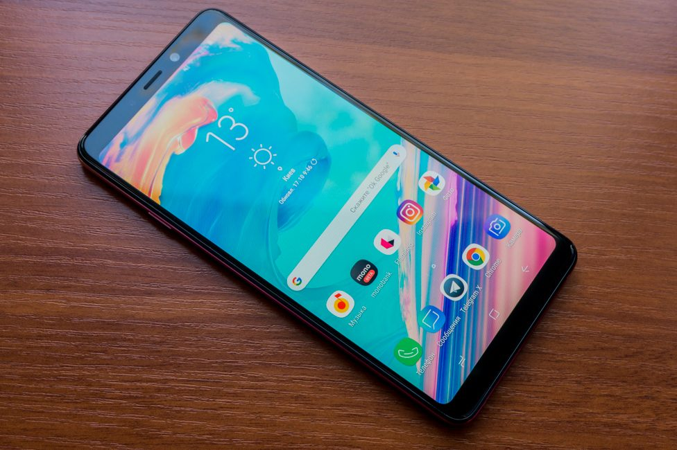 Samsung Galaxy A9 2018 Review Smartphone With 4 Rear Cameras