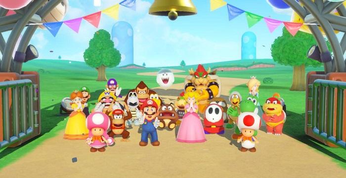 Обзор Super Mario Party – Шедевр пришёл, откуда не ждали