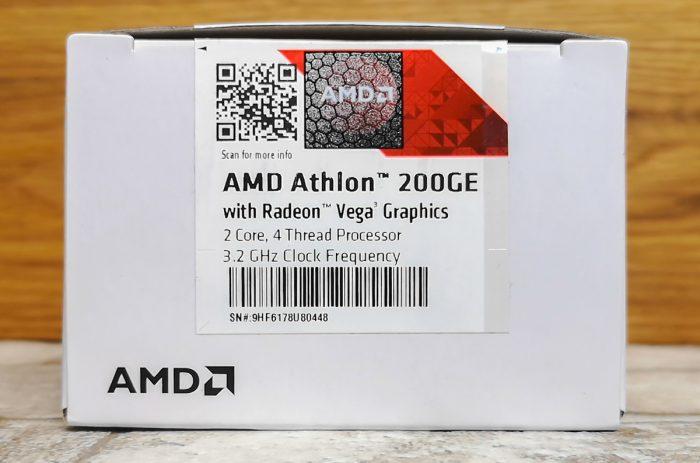 Збираємо ігровий ПК на AMD Atlon 200GE - всього за $350!