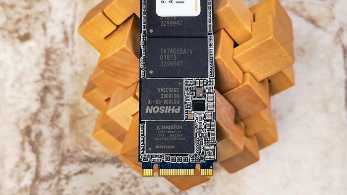 Обзор M.2 накопителя Apacer AS2280P2. Даешь NVMe в массы!