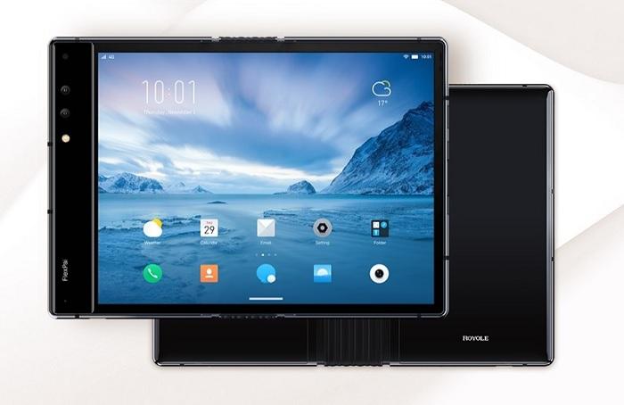 Samsung і Huawei програли гонку гнучких дисплеїв компанії Rouyu