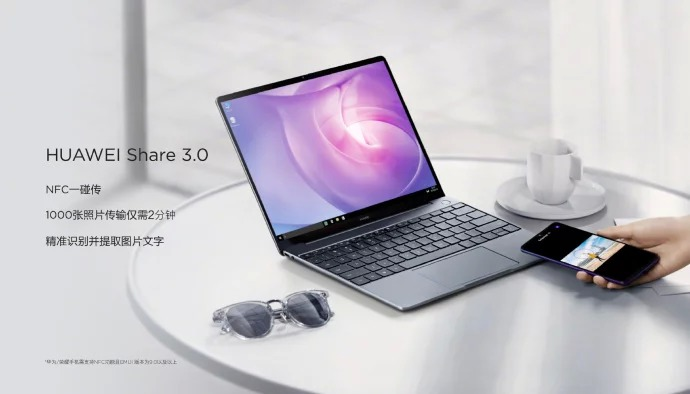 Huawei 13-inch Matebook