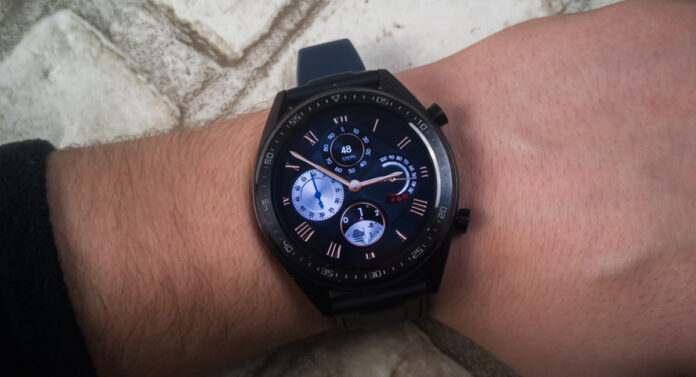 Huawei Watch GT review - Root Nation