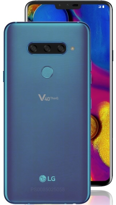 LG приоткрыла завесу фотовозможностей смартфона V40 ThinQ