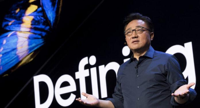 Samsung smartphone design