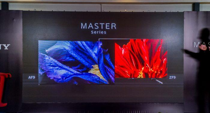 Репортаж с мероприятия Sony BRAVIA – новая линейка телевизоров MASTER Series AF9/ZF9