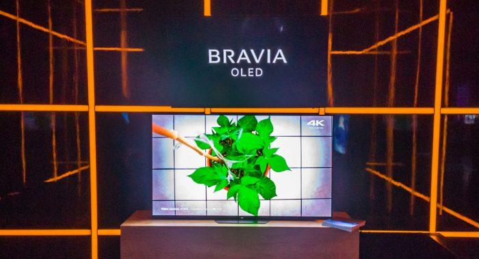 Репортаж с мероприятия Sony BRAVIA - новая линейка телевизоров MASTER Series AF9/ZF9