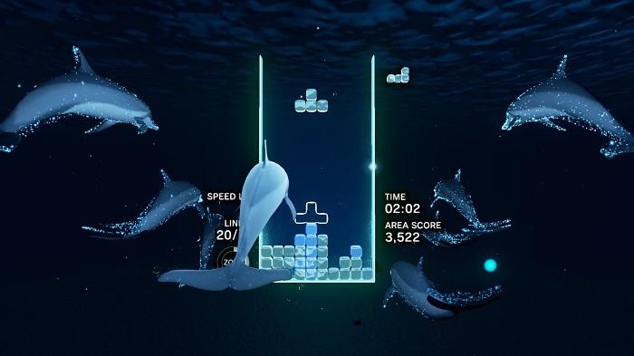 Обзор Tetris Effect – Японский ремейк «Тетриса» оставляет позади оригинал