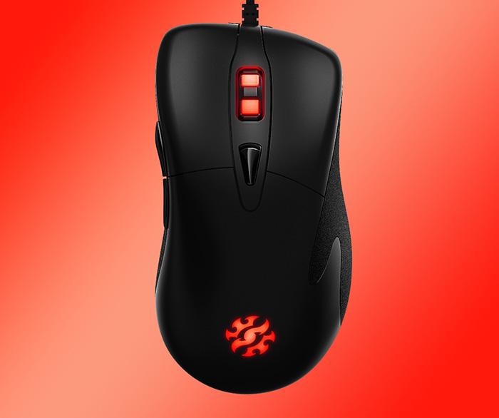 ADATA представляет клавиатуру XPG INFAREX K10 и мышь M20