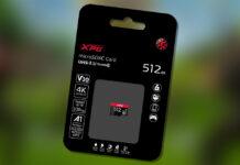 XPG Premier Pro UHS-I U3 512GB