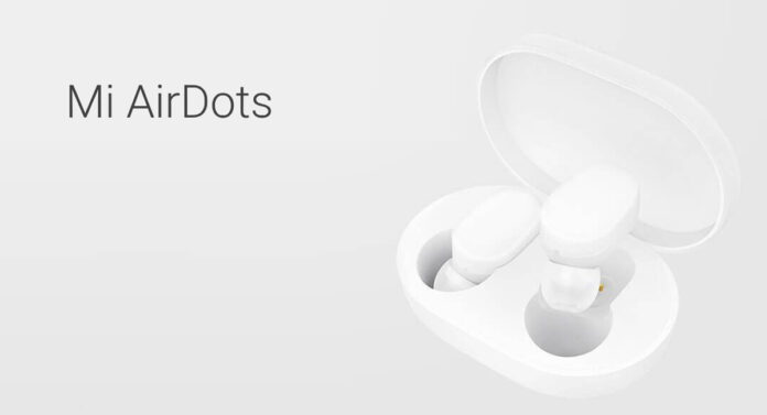 Xiaomi AirDots Youth Version