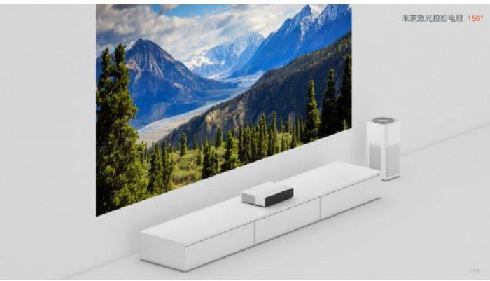 Xiaomi Mi Laser TV