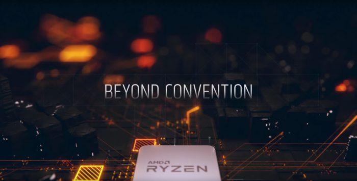 AMD Ryzen Matisse