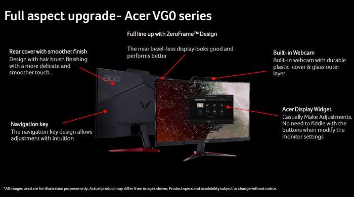 Acer Nitro VGO