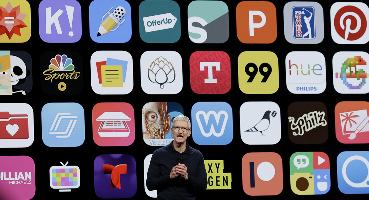Більше App Store в різних країнах
