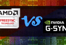 NVIDIA G-Sync vs AMD Freesync