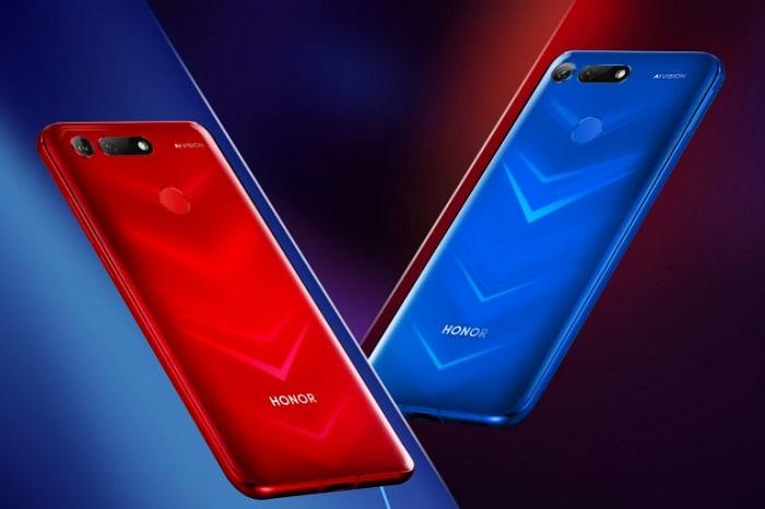 Honor V20 – удешевленная версия Huawei Nova 4 со своими особенностями