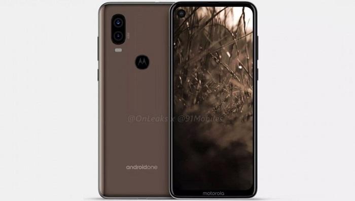 Опубликованы рендеры предстоящего смартфона с наэкранной селфи-камерой – Motorola P40