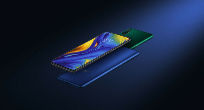 Xiaomi Mi MIX 3, Snapdragon 855