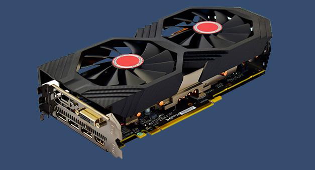 Начались официальные продажи AMD Radeon RX 590 GPU