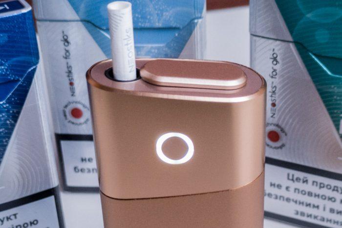 Обзор glo - устройства для нагревания табака