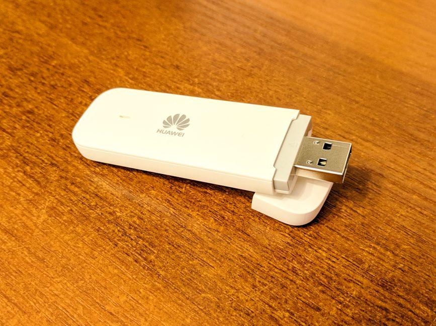 Обзор Huawei E3372 — USB-модем с поддержкой LTE